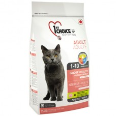 1ST CHOICE (Фёст Чойс) Корм для домашних кошек. Indoor  Vitality 1кг (на развес)
