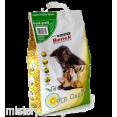 "Super Benek ""Corn Cat"" кукурузный (Свежая трава) 7л"