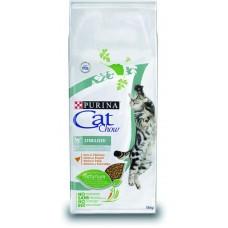 Корм для кошек Cat Chow (Кэт Чау) для стерил. кошек и кастр. котов 1кг (на развес)