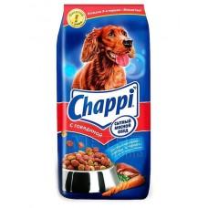 Корм для собак Chappi (Чаппи) с говядиной по-домашнему с овощами и травами 15кг