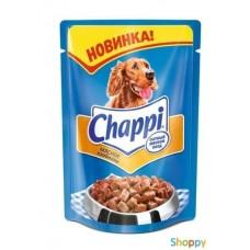 Корм для собак Chappi (Чаппи) мясное изобилие 100гр