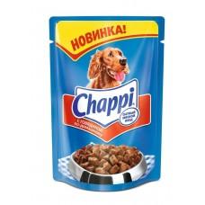Корм для собак Chappi (Чаппи) c говядиной по домашнему 100гр