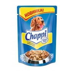 Корм для собак Chappi (Чаппи) с курочкой аппетитной 100гр