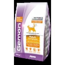 Gemon Cat Корм для взрослых кошек с нормальной активностью (Курица, индейка)