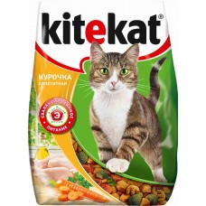 Корм для кошек Kitekat (Китекат) курочка аппетитная 1,9кг