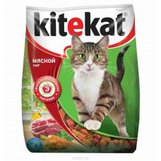 Корм для кошек Kitekat (Китекат) мясной пир 1,9кг