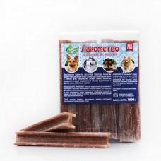 Лакомство для собак Dr.Hvostoff со вкусом говядины 1шт.