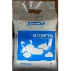 Dr. Hvostoff (Доктор Хвостов) Наполнитель силикагелевый универсальный 3,8л (1,5 кг)
