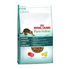 Корм для кошек Royal Canin (Роял Канин) Pure feline vitality (Бодрость) 1кг (на развес)