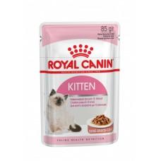 Корм для кошек Royal Canin (Роял Канин) Kitten in Gravy для котят в соусе 85гр.