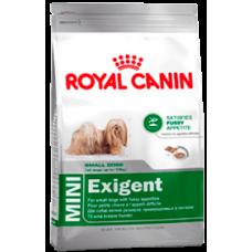 Корм для собак Royal Canin (Роял Канин) Mini Exigent (корм для оч. прив. мелк. соб.) 1кг (на развес)