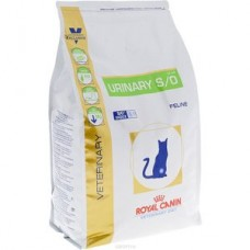 Корм для кошек Royal Canin (Роял Канин) Urinary Feline S/O (диета п/бол мочевыв сист.) 1кг (на развес)